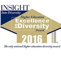 Icon of the Higher Education Excellence in Diversity Award